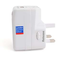 World USB Travel Adaptor